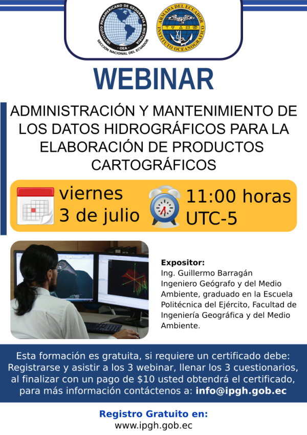 2do webinar 2do seminario inocar web