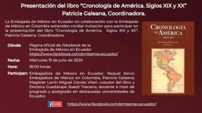 invitacion embajada ecuador mx