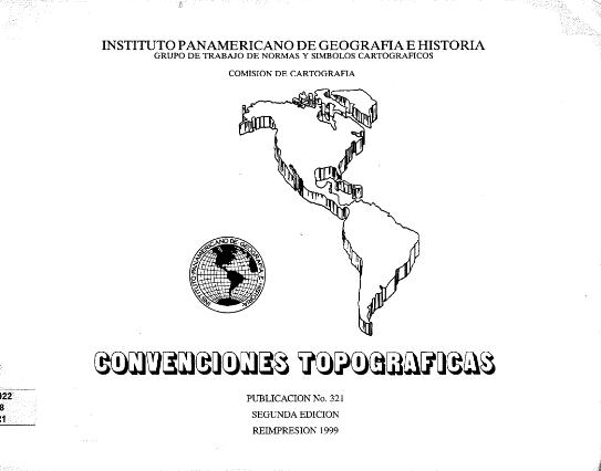 convenciones topograficas