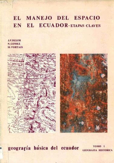 el manejo del espacio en el ecuadoretapas claves