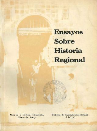 ensayos sobre historia regional