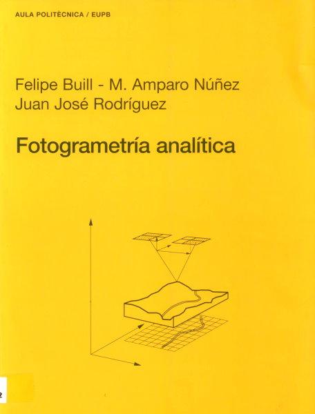 fotogrametria analitica
