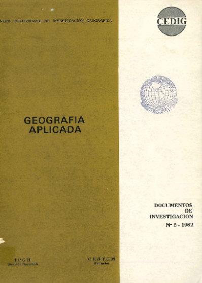 geografia aplicada documentos de investigacion n 2