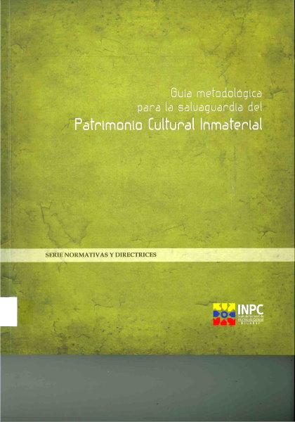 guia metodologica salvaguardia patrimonio cultural
