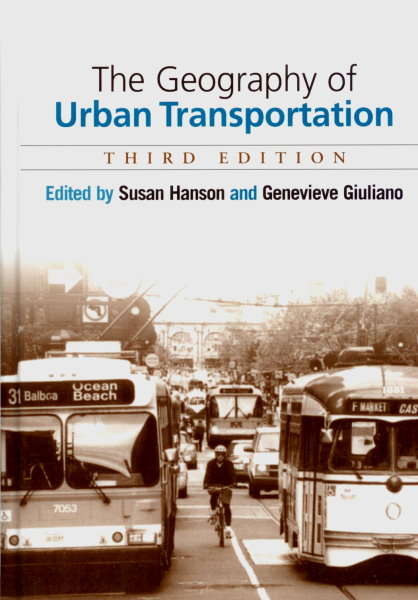 the geography of urban transportation