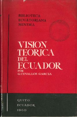 vision teorica del ecuador