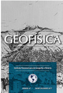 revista geofisica 67
