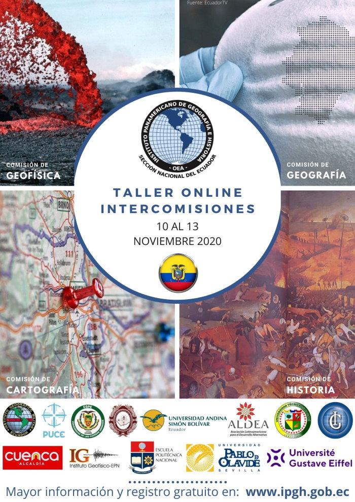 taller online intercomisiones ipgh 2020