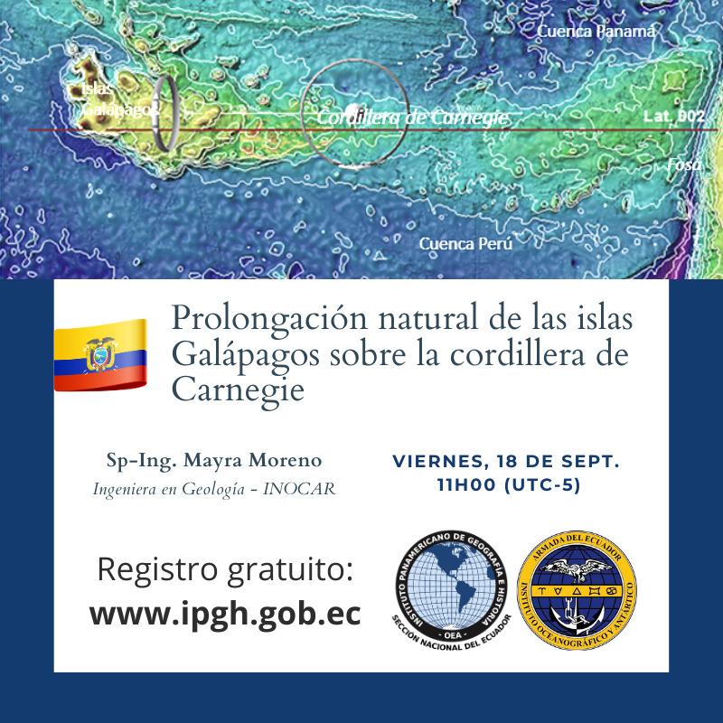 webinar prolongacion natural galapagos