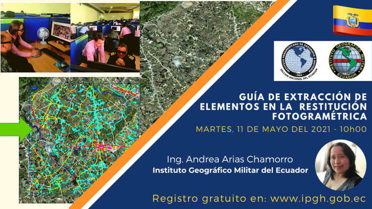 WEBINAR GUÍA DE EXTRACCIÓN DE ELEMENTOS EN LA RESTITUCIÓN FOTOGRAMETRICA web