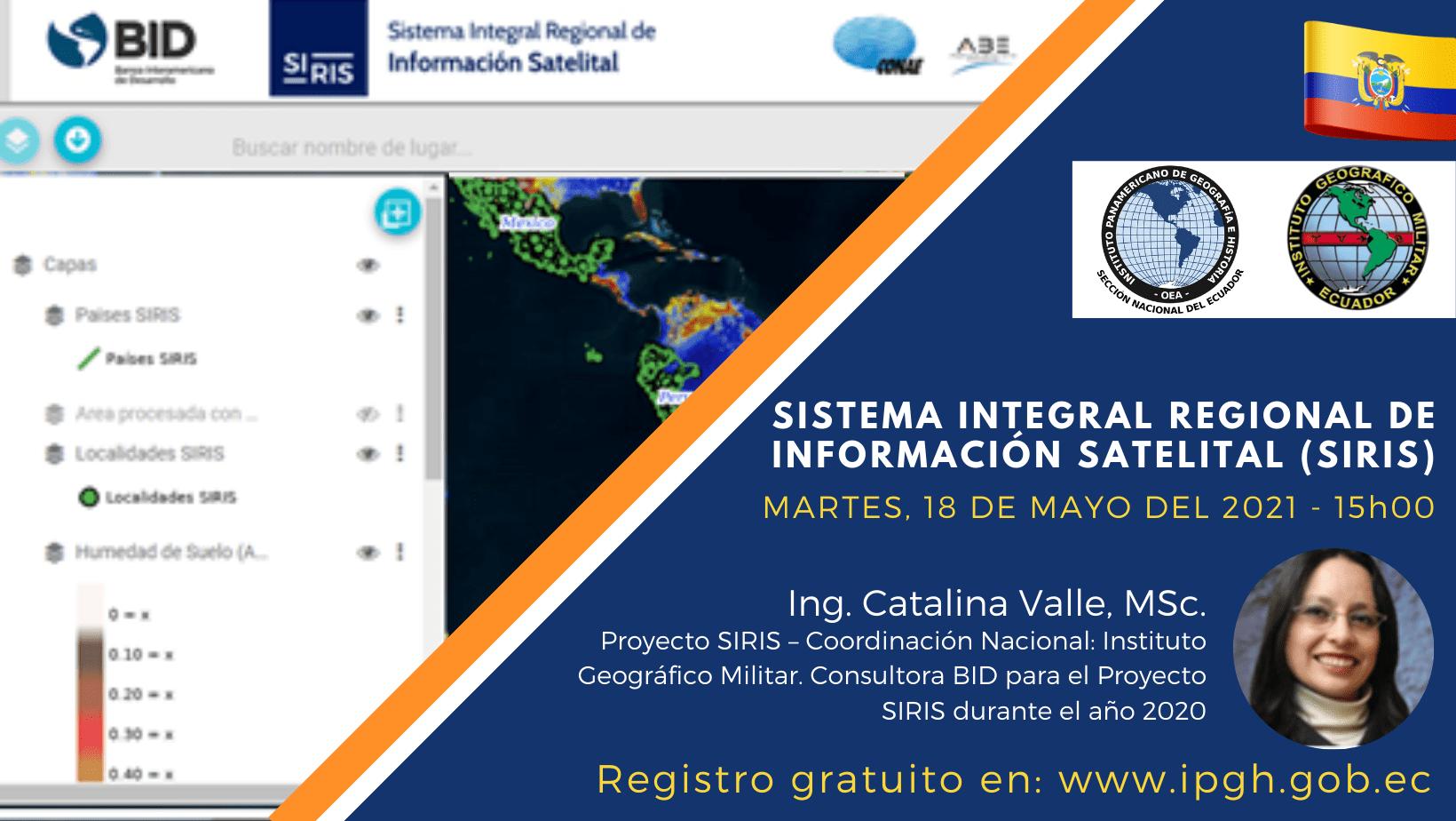 webinar sistema integral regional
