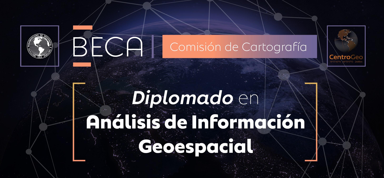 diplomado analisis de informacion geoespacial