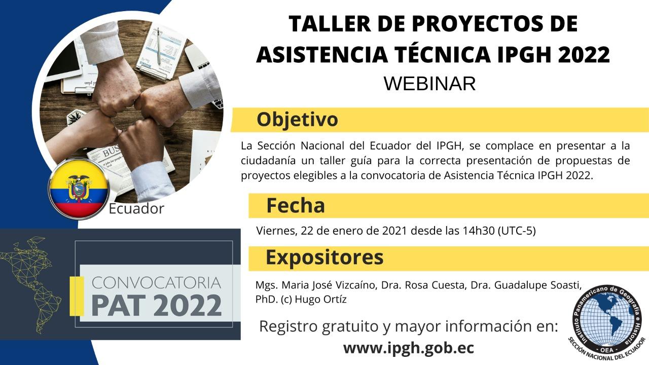 taller de proyectos PAT2022
